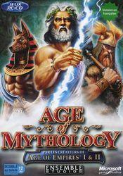 Jaquette Age of Mythology