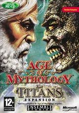 Jaquette Age of Mythology : The Titans