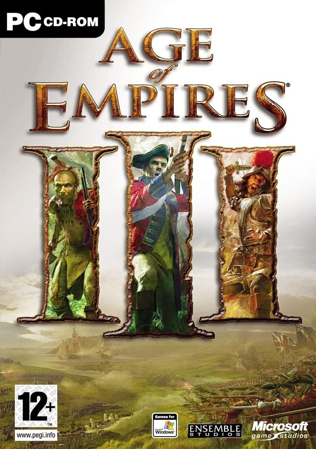 Age of Empires III - Definitive Edition [FitGirl Repack] - Multi - Iso