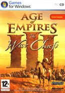 Jaquette Age of Empires III : The WarChiefs