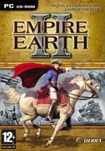 Jaquette Empire Earth II