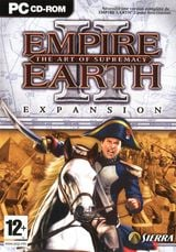 Jaquette Empire Earth II : The Art of Supremacy