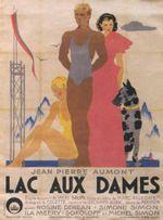 Affiche Lac aux dames
