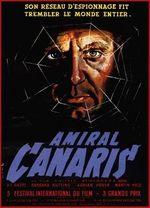 Affiche L'Amiral Canaris