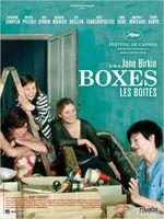 Affiche Boxes - Les Boîtes