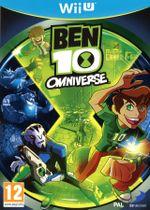 Jaquette Ben 10 : Omniverse