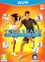 Jaquette Your Shape : Fitness Evolved 2013