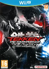 Jaquette Tekken Tag Tournament 2 Wii U Edition