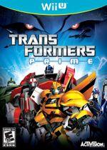Jaquette Transformers Prime