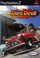 Jaquette Top Gear : Dare Devil