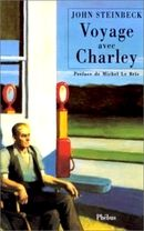 Couverture Voyage avec Charley