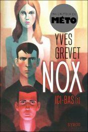 Couverture Nox