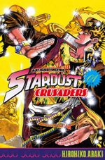 Couverture Stardust Crusaders - JoJo's Bizarre Adventure, saga 3