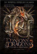 Affiche Donjons & Dragons 3 : Le Livre des ténèbres