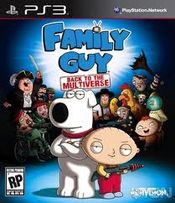 Jaquette Family Guy: Back to the Multiverse