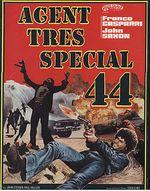 Affiche Agent très spécial 44