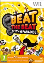 Jaquette Beat the Beat : Rhythm Paradise
