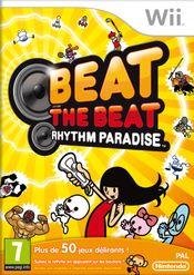Jaquette Beat the Beat : Rhythm Paradise