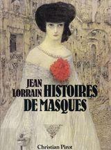 Couverture Histoire de masques