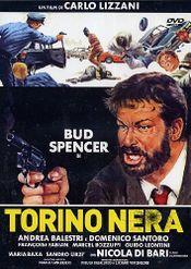 Affiche Torino Nera