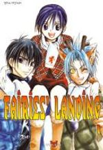 Couverture Fairies Landing