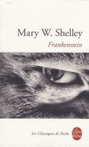 Couverture Frankenstein ou le Prométhée moderne