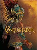 Couverture Conquistador, tome 2