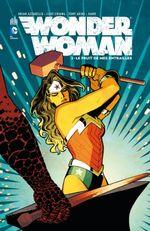 Couverture Le Fruit de mes entrailles - Wonder Woman, tome 2