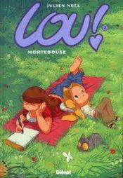 Couverture Mortebouse - Lou !, tome 2
