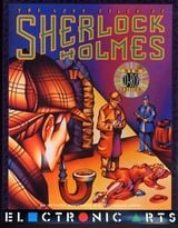 Jaquette The Lost Files of Sherlock Holmes: The Case of the Serrated Scalpel