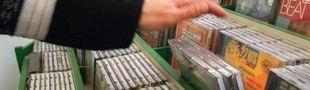 Cover Vendeur de CD: un florilège