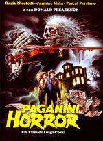 Affiche Paganini Horror
