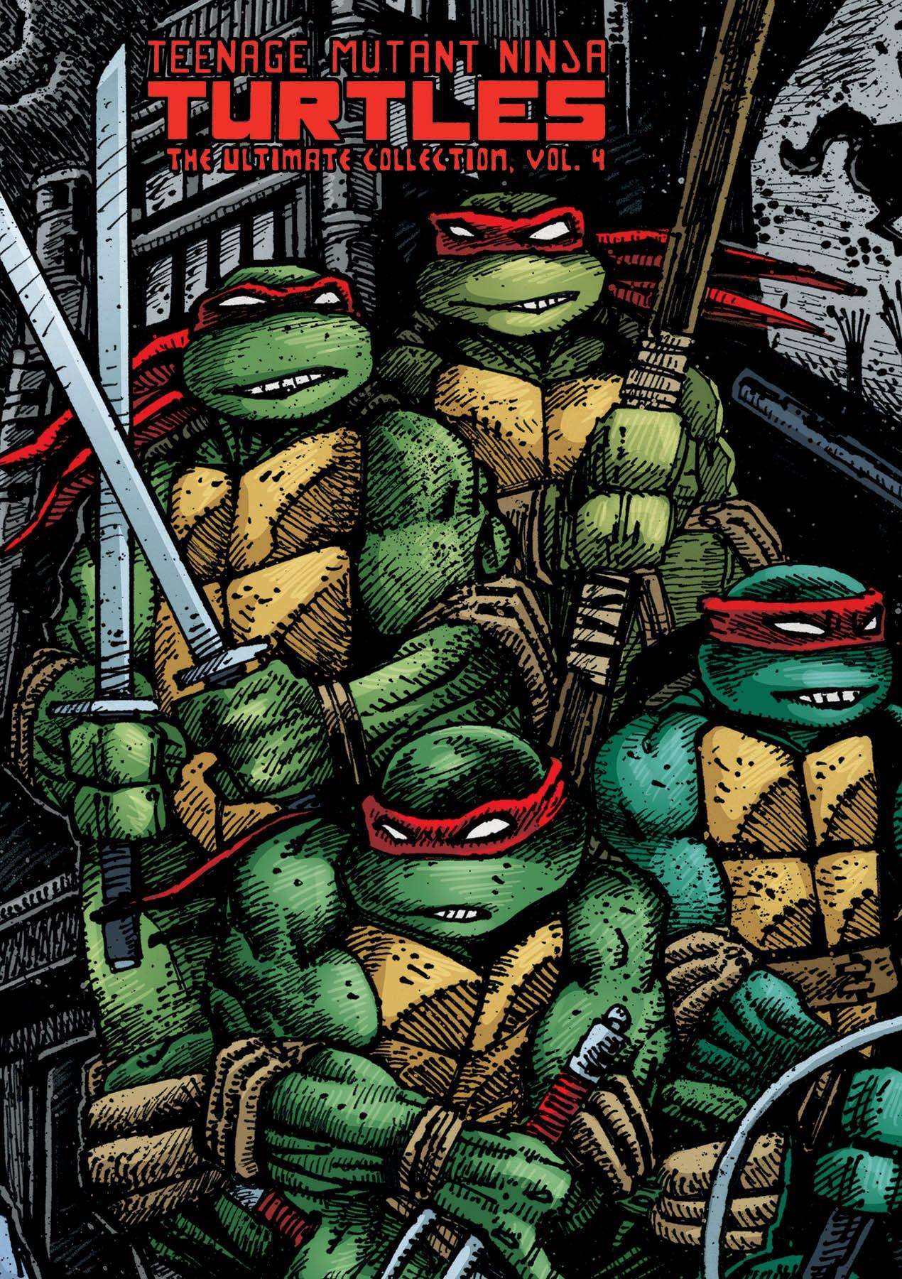 Les tortues ninja peter laird et kevin eastman senscritique - Les 4 tortues ninja ...