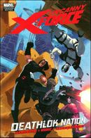Couverture Uncanny X-Force: Deathlok Nation
