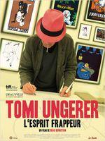 Affiche Tomi Ungerer : L'Esprit frappeur