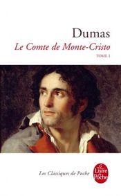 Couverture Le Comte de Monte-Cristo