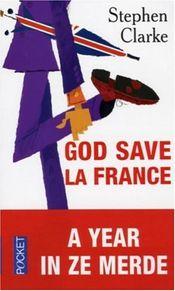 Couverture God save la France