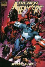 Couverture New Avengers: Secrets and Lies