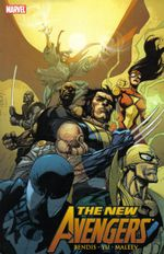 Couverture New Avengers: Revolution