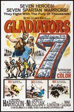 Affiche Gladiators 7