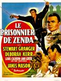 Affiche Le Prisonnier de Zenda