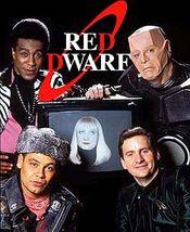 Affiche Red Dwarf
