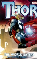 Couverture Thor: The World Eaters