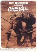 Affiche Un homme nommé Cheval
