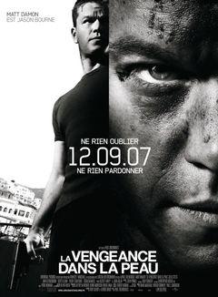 Affiche La Vengeance dans la peau