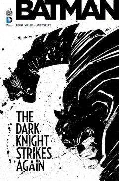 Couverture Batman : The Dark Knight Strikes Again