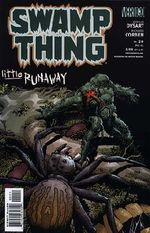 Couverture Swamp Thing #20 - Litlle Runaway