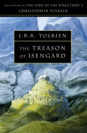 Couverture The Treason of Isengard - The History of Middle-earth, volume 7