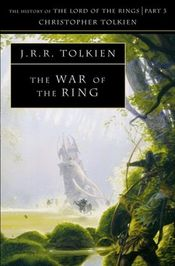 Couverture The War of the Ring - The History of Middle-earth, volume 8