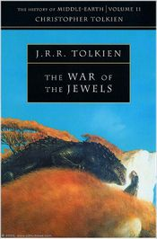 Couverture The War of the Jewels - The History of Middle-earth, volume 11
